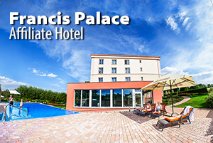 A modern Francis Palace hotel